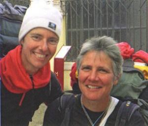 Sylvie Massart et Florence Archambaud