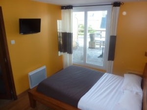hotel bout du monde au Conquet