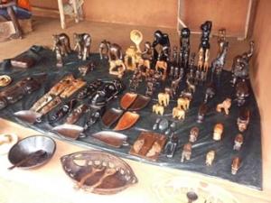 artisanat du Bénin