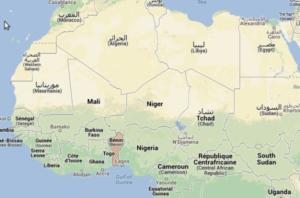 le Bénin. Sur la côte Ouest-Africaine