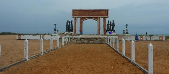 La porte du non retour à Ouidah