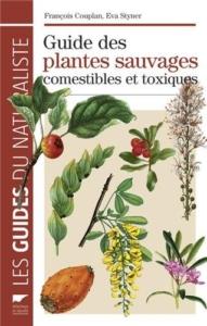 guide plantes comestibles et toxiques - couplan