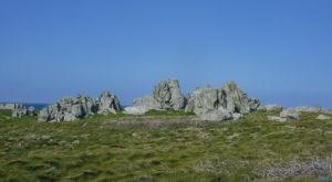 pointe de Pern à Ouessant