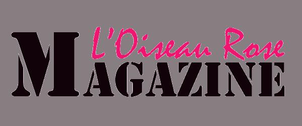 magazine oiseau rose
