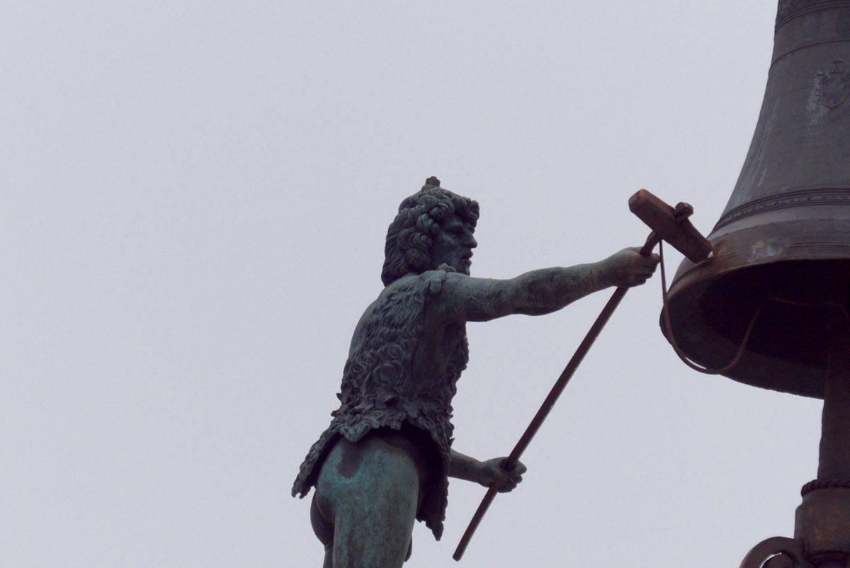 Maure de l'horloge de San Marco