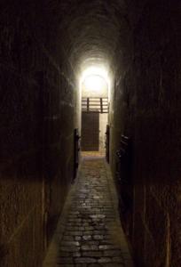 Un des couloirs de la prison du palais des doges