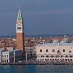 Place San Marco à Venise