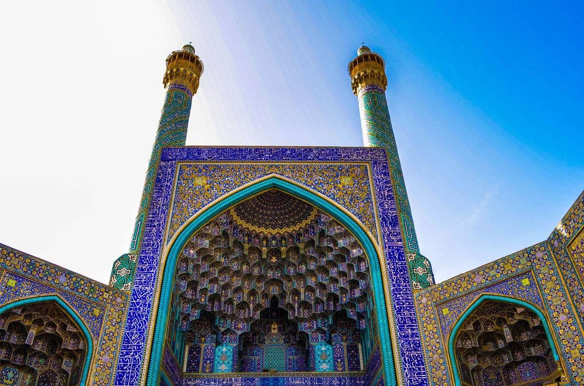 La mosquée de l'imam