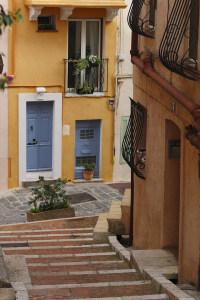 Visite dans le vieux Cannes