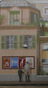 Street art et Cinéma à Cannes