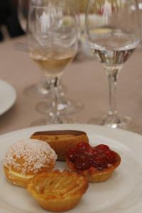 repas à l'hotel intercontinental Carlton à Cannes
