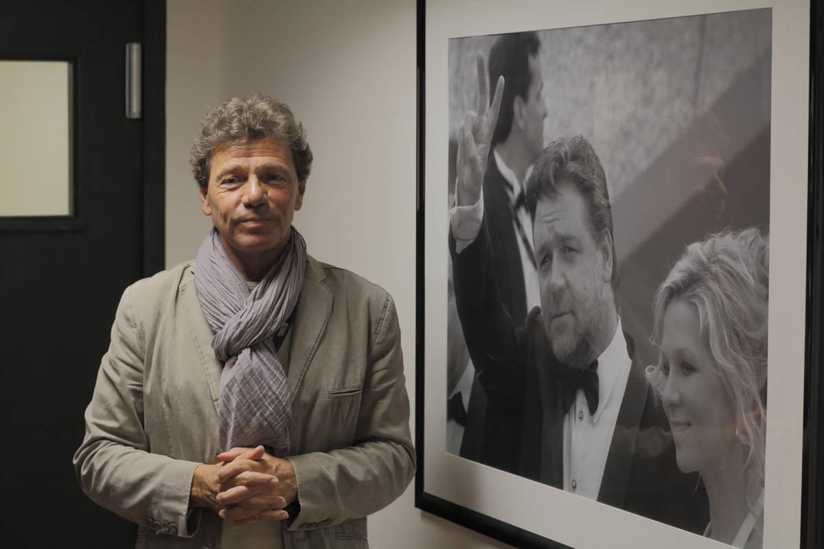 Gilles Traverso Photographe au festival de cannes