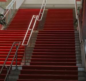 Visite du palais des festival de Cannes