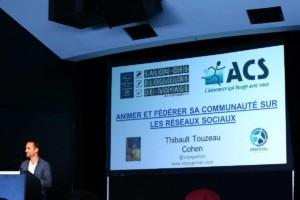 Animer et fédérer sa communauté sur les réseaux sociaux: par Thibault Touzeau Cohen du blog Travel Me Happy et Voyager Loin