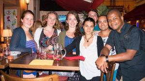premier soir avec les blogueurs de voyage - © Unsacsurledos.com