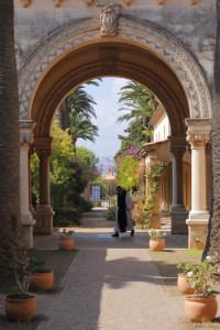 Moine de l'abbaye de Lerins