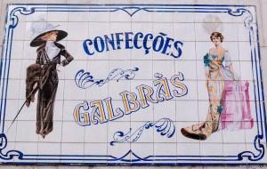 Azulejo à Lisbonne