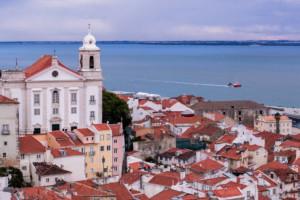 Vue sur Lisbonne
