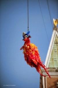vol de l ange carnaval venise laure jacquemin 2015