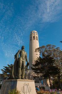 La Coit Tower