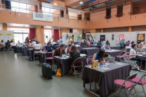 speed datings salon des blogueurs voyage 2015