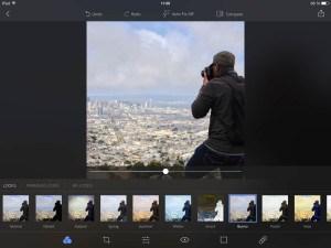 capture Photoshop Express