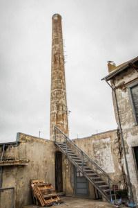 Ancienne centrale électrique d'Alcatraz