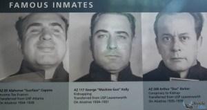 Quelques détenus célèbres d'alcatraz