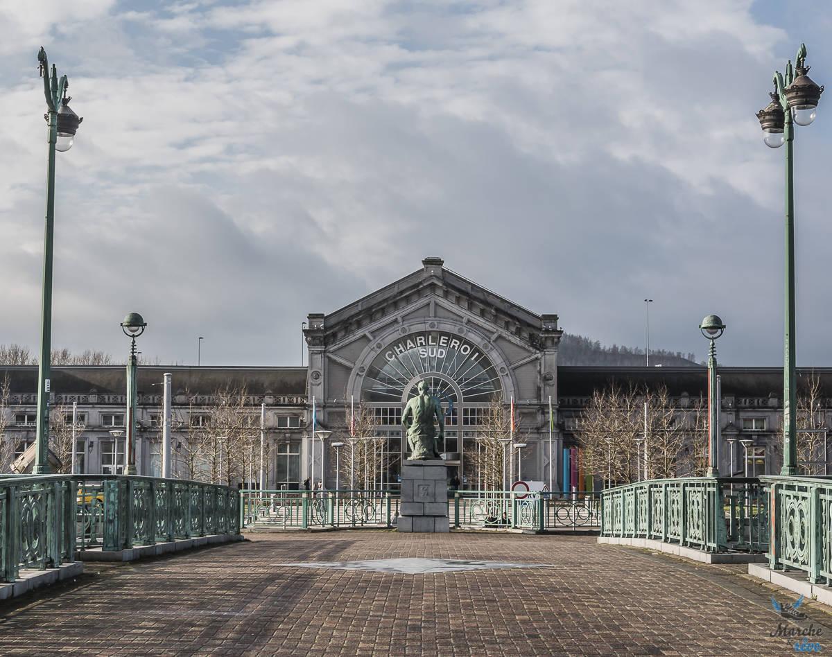 Gare de Charleroi