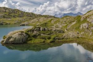 Autour du lac du Brévent
