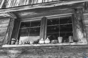 maison de bois au vieux chinaillon