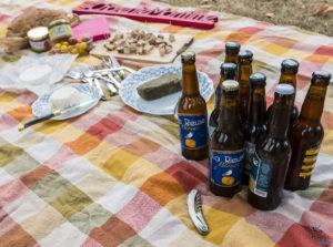 Pique nique aux saveurs locales à Marans