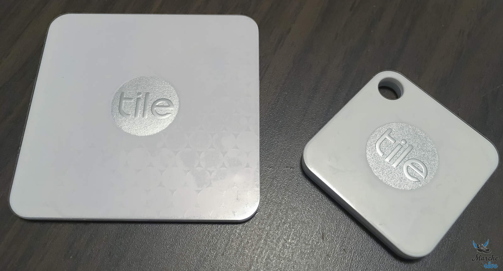 Tile slim et Tile Mate