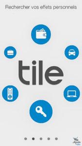 configuration tracker bluetooth tile