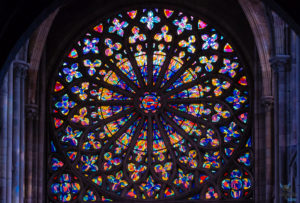 Vitraux cathédrale Saint Vincent