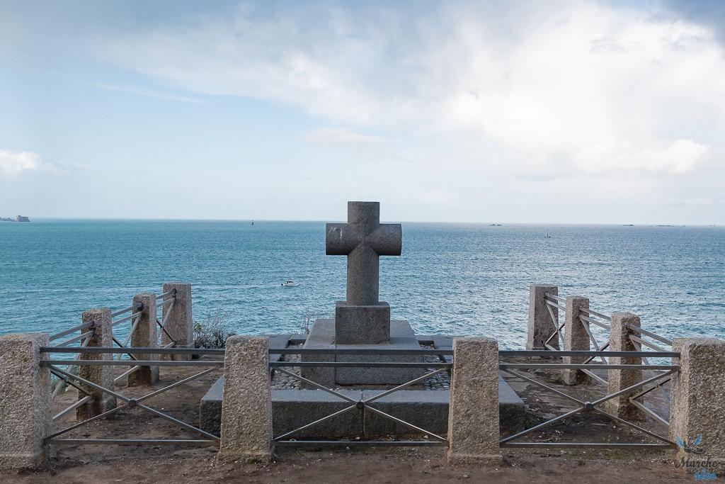 Le grand Bé à Saint Malo