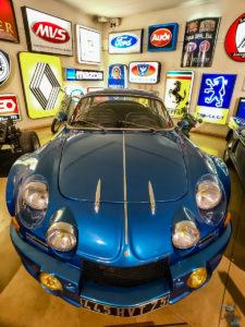 Manoir de l'automobile - Pixter grand angle