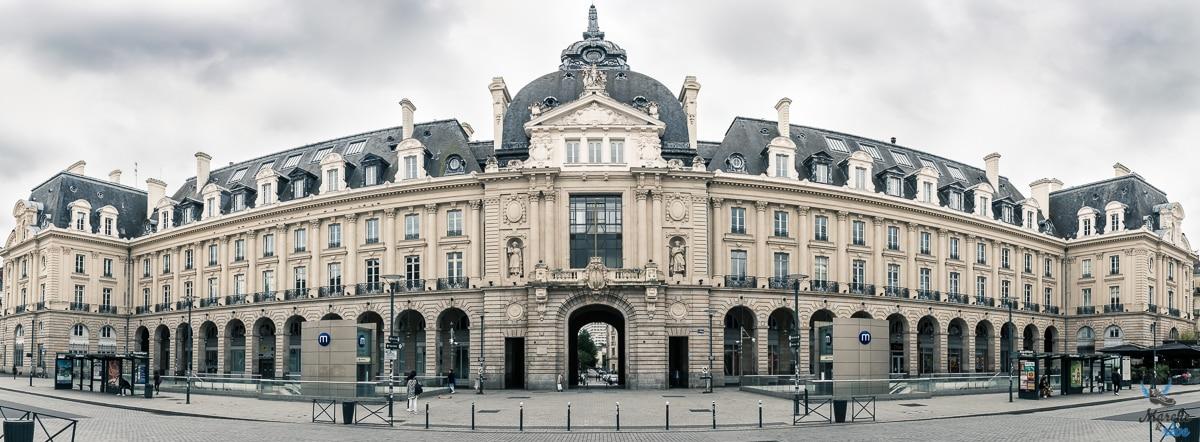 Hotel du commerce à Rennes