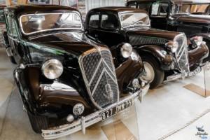 Manoir de l'automobile à Lohéac