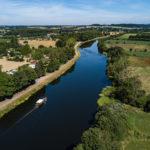 Balade en Toue sur la Vilaine