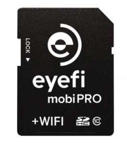 carte wifi Eyefi