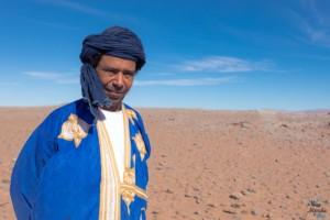Abdou guide du désert