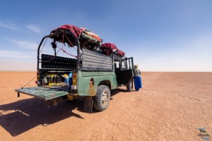 trek desert
