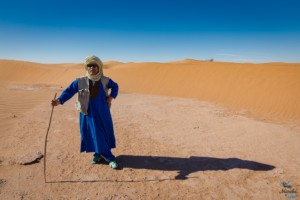 Trek désert Ali le guide