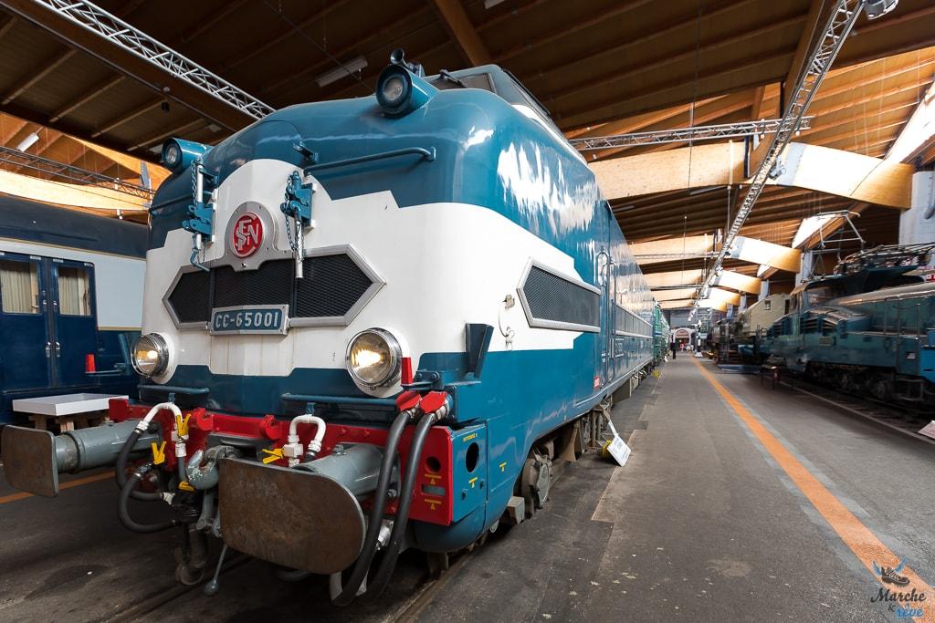 Cité du train de Mulhouse