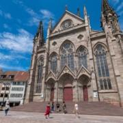 Temple Saint Etienne à Mulhouse
