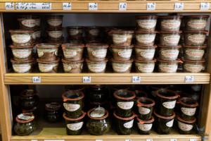 """Boutique de produits artisanaux """"Les 3 conserveries"""" du Crotoy"""