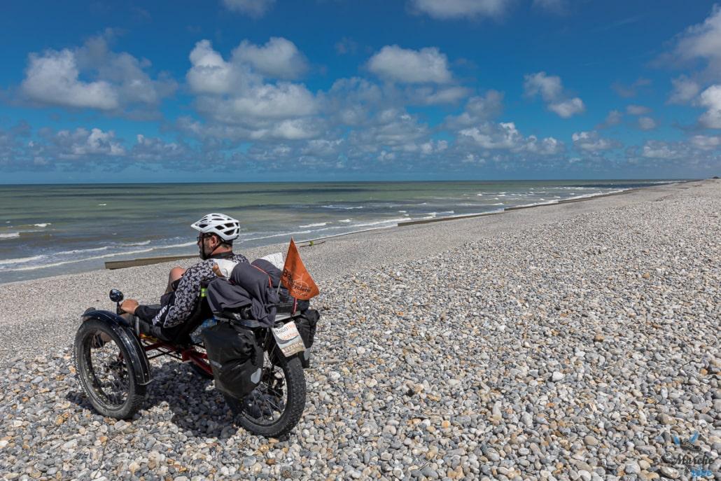 Fat Trike en Baie de Somme avec Rando Trike